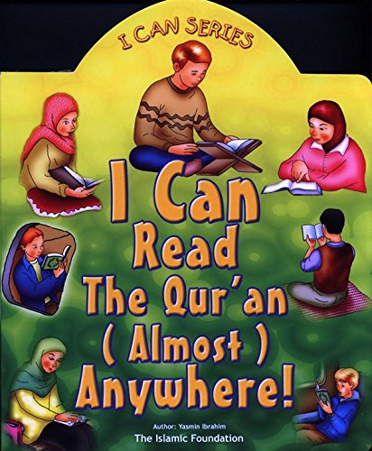 I Can Read the Quran (Almost] Anywhere - (BB)